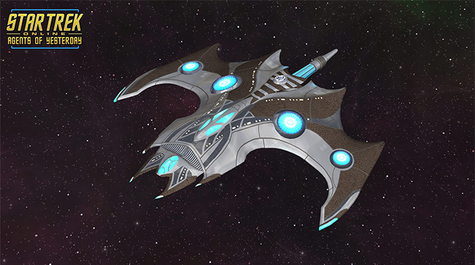 Agents of Yesterday : la troisième extension de Star Trek Online - mmorpg