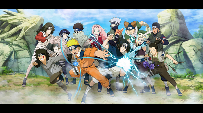 Finalement, Naruto Online en version occidentale ! - mmorpg