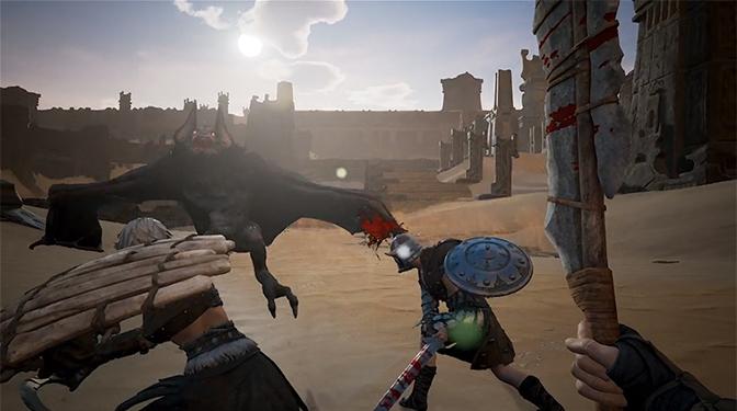 Le gameplay de Conan Exiles dévoilé dans une bande-annonce - mmorpg