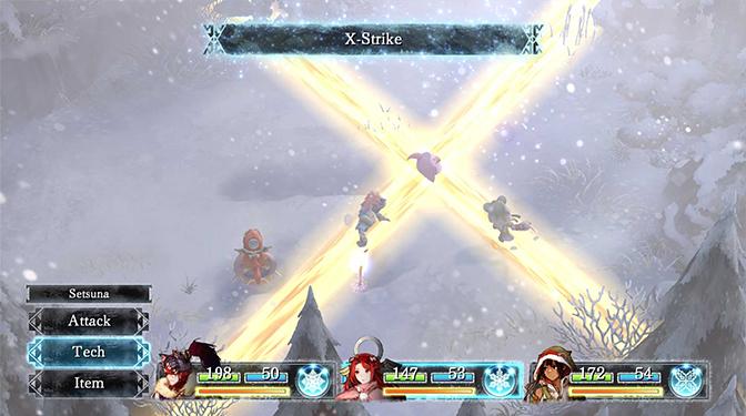 SquareEnix sort son nouveau J-RPG Setsuna - mmorpg