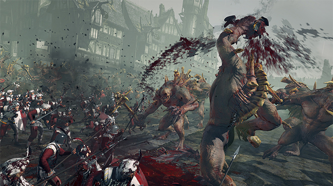 Total War Warhammer accueille son premier DLC payant : Blood for the Blood God