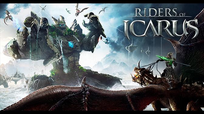 Le mode Action de Riders of Icarus est en test du 2 au 7 juin - mmorpg