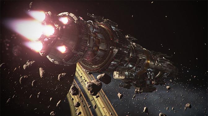 Mise à jour et passage en mode free-to-play pour Fractured Space - mmorpg