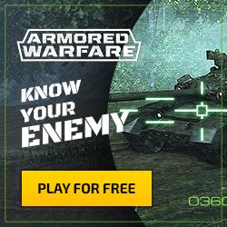 Armored Warfare - mmorpg
