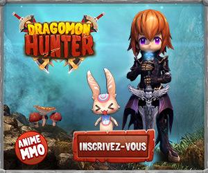 Dragomon Hunter - mmorpg
