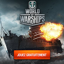 World of Warships - mmorpg