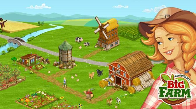 Big Farm - mmorpg