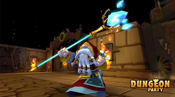 Dungeon Party - mmorpg