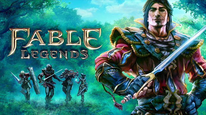Fable Legends - mmorpg