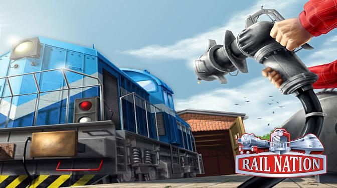 Rail nation - mmorpg