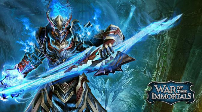 War of The Immortals - mmorpg