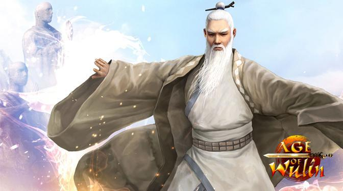 Age of wulin - mmorpg