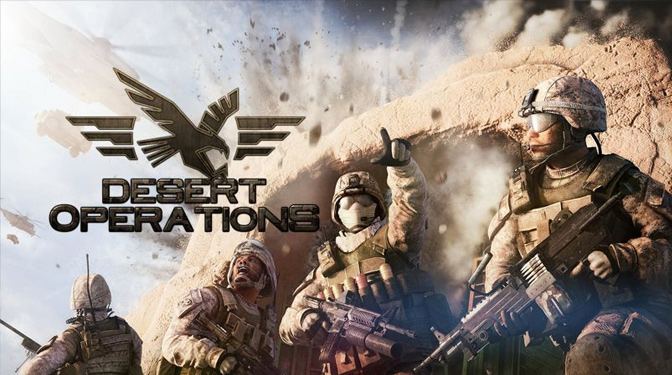 Desert Operations - mmorpg