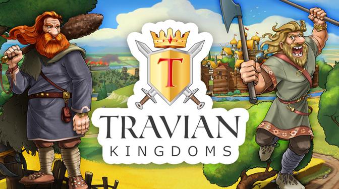 Travian Kingdoms - mmorpg
