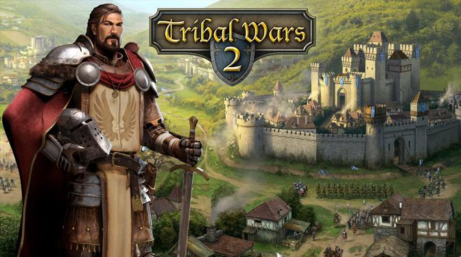 Tribal Wars 2 - mmorpg