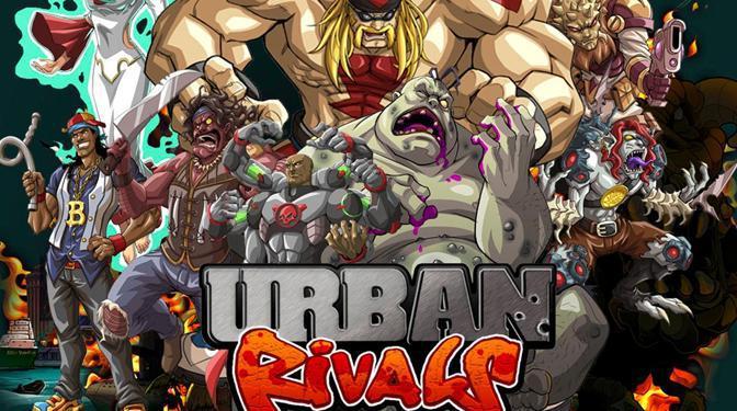 Urban Rivals - mmorpg