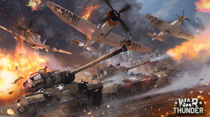 War Thunder - mmorpg