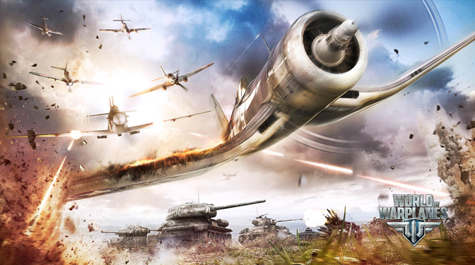 World of Warplanes - mmorpg